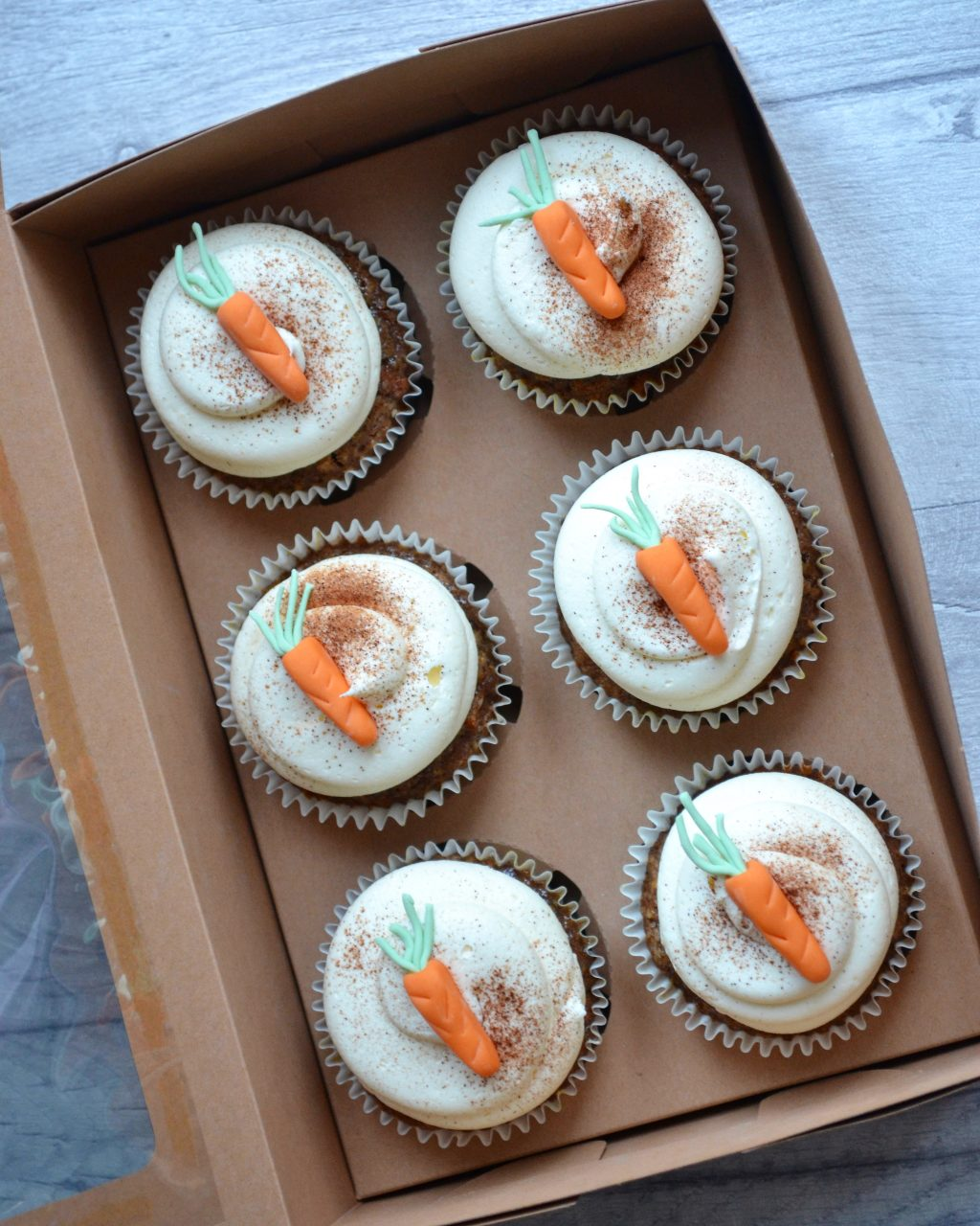 Spiced Carrot Cake 2